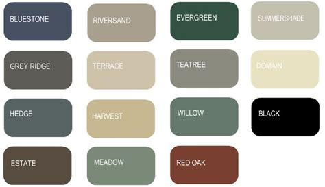 colorbond sheds in australia - Google Search ...