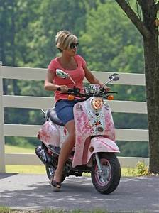 Vespa Scooters of Celebrities and Hot Hollywood Stars