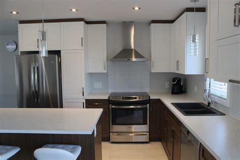 armoires de cuisine armoires de cuisine en polyester et mélamine cuisines despro