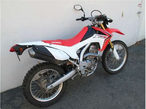 2013 Honda Crf250l For Sale On 2040motos