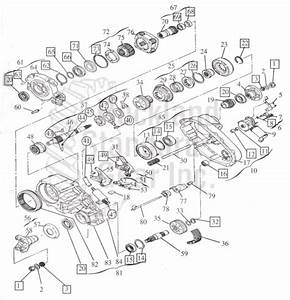 Wiring Diagram  30 Borg Warner 1356 Transfer Case Diagram