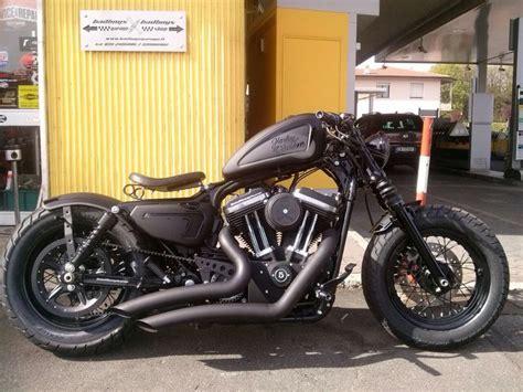 Harley Davidson Bobber Forty Eight Sportster Arcadia