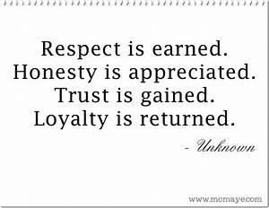 Respect Friendship Quotes. QuotesGram