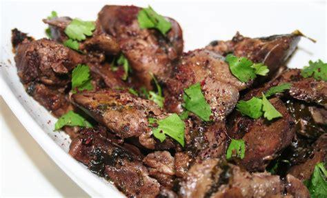 Recette Foies De Volaille by La Cuisine De Bernard Foies De Volailles Libanais
