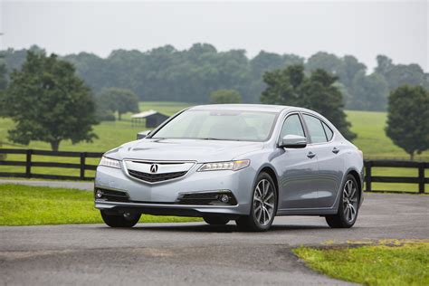 2015 acura tlx review ratings specs prices and photos
