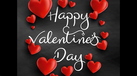 Happy Valentines Day 2020 HD Wallpaper Download - YouTube