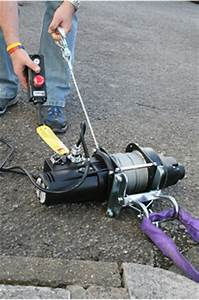 Electric Winch  240 Volt   Lifting Capacity 500kg C  W