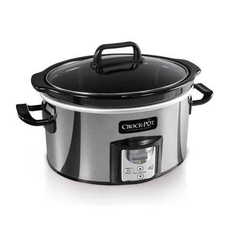 crock pot the original cooker crock pot 174 programmable cooker sccpvc400p 033 crock pot 174 canada