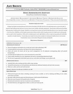 administrative assistant resume summary resume ideas With executive assistant resume summary