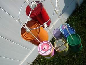 Fabriquer Un Carillon : activit s manuelles et jeux enfants en plein air en 20 id es ~ Melissatoandfro.com Idées de Décoration