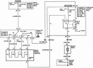 Blower Motor Wiring