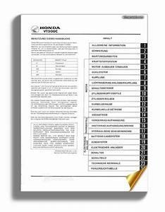 Honda Vt500c 83 Service Manual