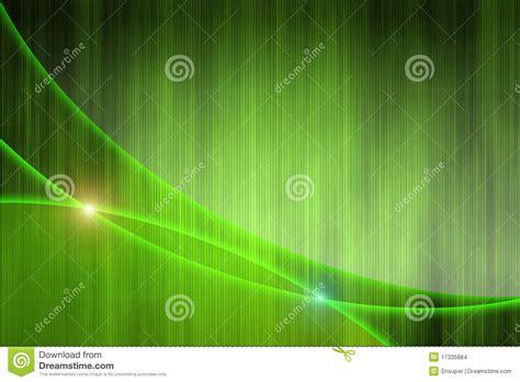 Elegant Green Background Stock Images Image: 17335884