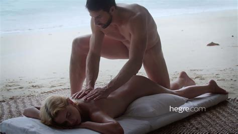 Hegre Art Ariel Erotic Beach Massage Eporner