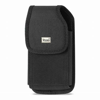 Reiko Rugged Holster Cell Pouch Phone Leather