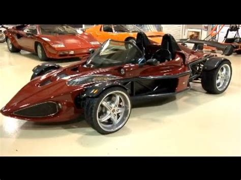 deronda cars deronda sports car leno s garage youtube