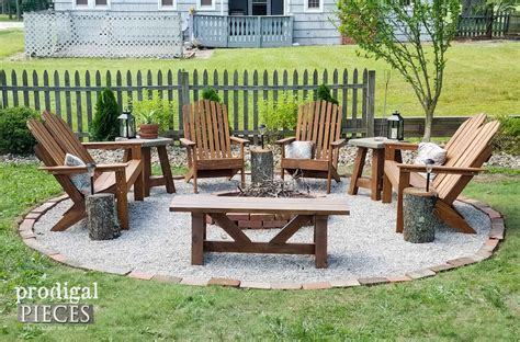 Backyard Budget Decor