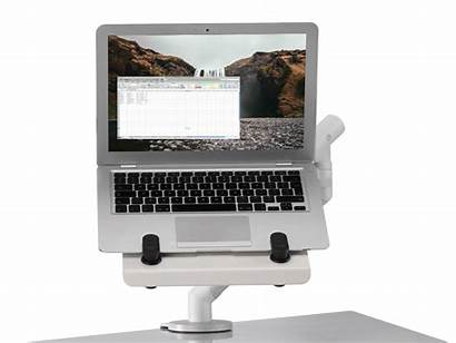 Laptop Mount Cbs Saunders Bosson Monitor Colebrook