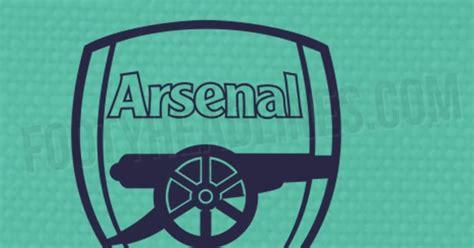 arsenal kit colors info leaked footy headlines