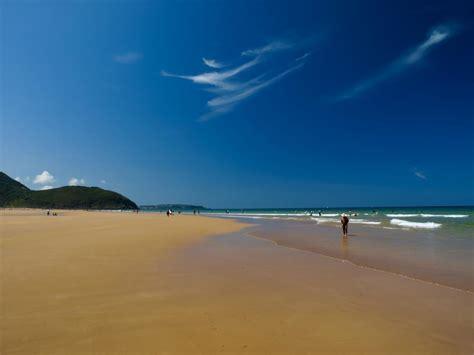 top  beaches  cantabria