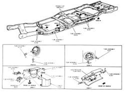 95 F150 Fuel System Diagram by How Do I Repair A Fuel On The Front Tank Of A 1995
