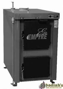Empyre Elite 200 Epa Indoor Wood Boiler  Furnace