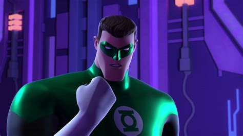 green lantern animated series the world s finest green lantern the animated series