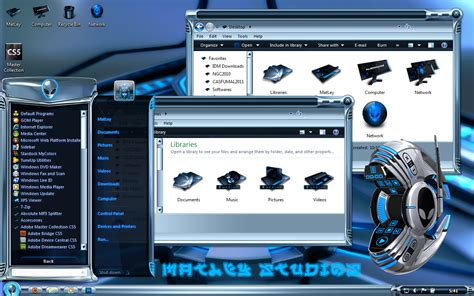 Microsoft Windows 7 Ultimate Sp1 Alienware Edition X64