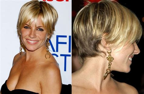 Short Hairstyles and Cuts   nice female celebrities with