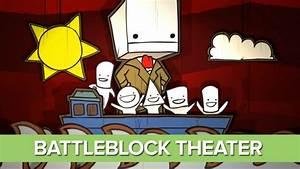 BattleBlock Theater Opening Cinematic - Funny Intro ...