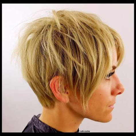 30 short layered hairstyles for with thin hair my new hairstyles