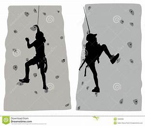 Climber Vector Royalty Free Stock Images - Image: 7956339