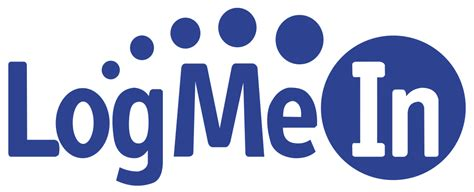 Logmein Logo / Software / Logonoid.com