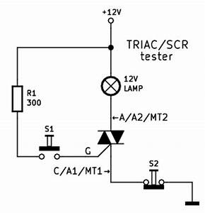 scr triac acomelectronicscom forum With how to test a triac