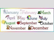 What month were you born? Each month tells a different