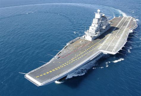 Us, India To Jointly Work On Future Aircraft Carriers
