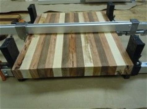 laminating wood together cutting board i made it at tech shop 3