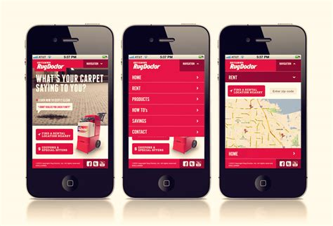 mobile web design mobile web design web design agency montreal boost one web
