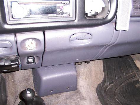 broken drink holderdash console dodge diesel diesel