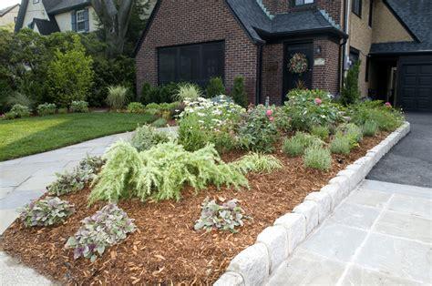 Backyard Landscape Plans by Front Yard Landscape Design Bergen County Nj