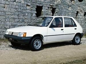 Peugeot 205 Past models