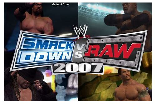 download games of wwe raw vs smackdown