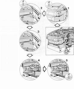 Replacing Closing Panel - Porsche 993 Repair