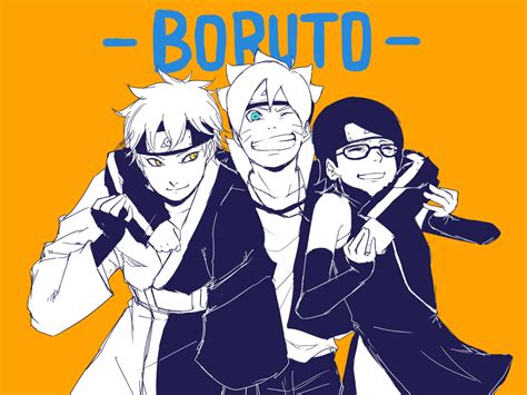 Boruto Characters That Are Chunin Level