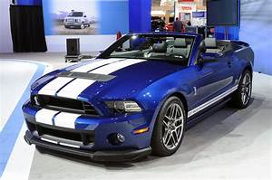 2012 Ford Shelby GT500 Convertible