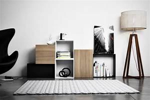 Ikea Regale Holz : ikea regale kallax 55 coole einrichtungsideen f r wohnliche r ume ~ Orissabook.com Haus und Dekorationen