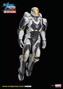 38116 - 1/9 Iron Man 3 - Mark XXXIX - Starboost Armor ...