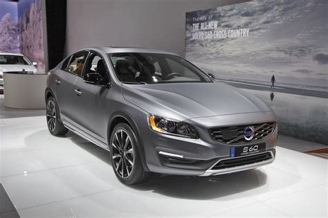Volvo S60 Picture by 2016 Volvo S60 Cross Country Picture 612906 Car Review
