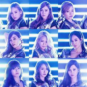 SNSD 少女時代 GALAXY SUPERNOVA Girls Generation