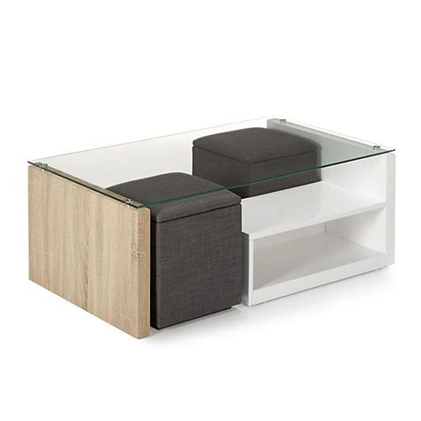 table basse poufs integres 25 best ideas about table basse avec pouf on table basse pouf pouf jardin and